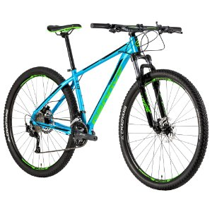 Mountain Bike Groove Hype 70 Verde/Azul - 2021
