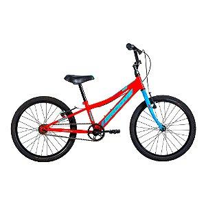 Bicicleta Infantil Groove Ragga 20 Laranja/Azul - 2021