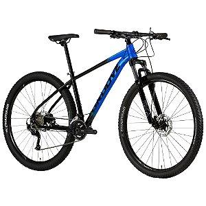 Bicicleta Mountain Bike Groove SKA 30.1 Azul/Preto - 2021