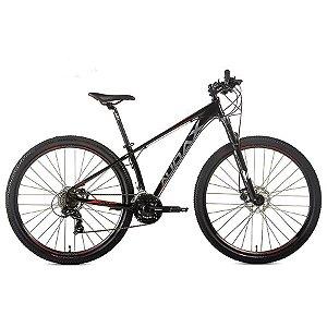 Mountain Bike Audax Havok SX Preta - 2021