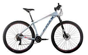 Mountain Bike Audax Havok TX Cinza Claro - 2021