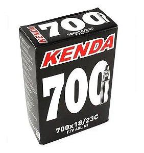 Câmara 700x18/23c Válvula Presta 48mm - Kenda