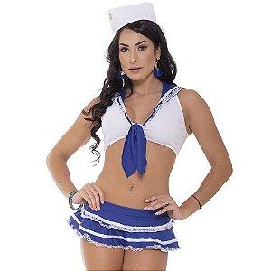 Fantasia Marinheira Magda