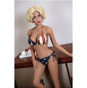 Boneca Realística Americana