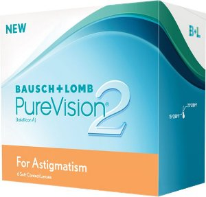 PureVision®2 For Astigmatism