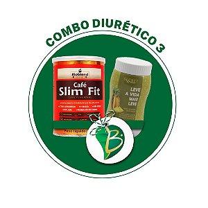 COMBO DIURÉTICO 3 - SECRET DRINK AQUALESS + CAFÉ SLIM FIT