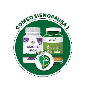 COMBO MENOPAUSA 1 - ÓLEO DE PRÍMULA + AMORA MIURA