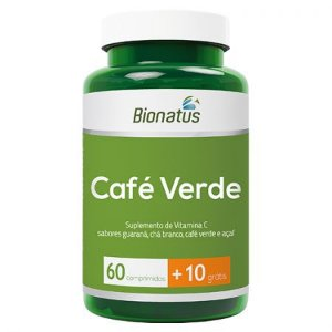 Café Verde Green - 60 cápsulas + 10 grátis
