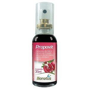Spray Própolis Sabor Romã Propovit - 35ml