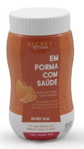EMAGRECEDOR SECRET DRINK SLIM SABOR TANGERINA 150 GRAMAS