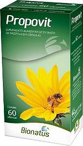 Extrato Própolis Propovit - 60 Cápsulas