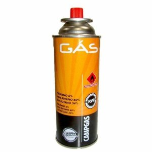 Refil de Gás Butano Portátil