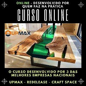CURSO ONLINE DE MESAS RESINADAS