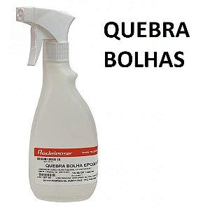 Spray Quebra Bolhas para Resina Epoxi (500 ml) UPMAX
