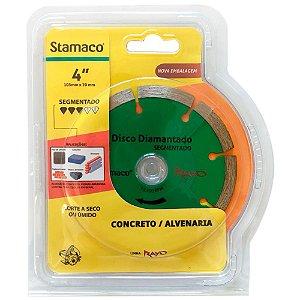 DISCO CORTE DIAM. 4 STAMACO RAYO SEGMENT