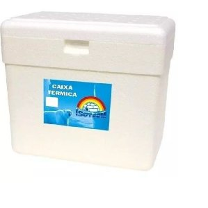 CAIXA TERM.ISOPOR 008LT C/ALCA PM140