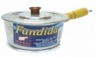 CACAROLA AL.FUNDIDA C/CABO 14 0.9L ARARE
