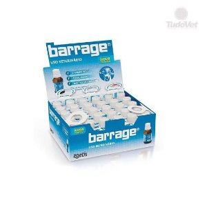 BARRAGE C/20ML CARRAPATICIDA *