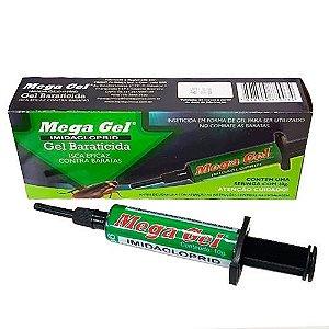 BARATICIDA MEGA GEL C/10GR (ST)