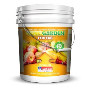 FERTILIZANTE FRUTAS INSETIMAX C/400G