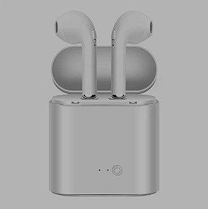 Fones de Ouvido Sem Fio Bluetooth I7s