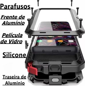 Capa Case Galaxy S9 Anti Shock Impacto Armadura Prova Queda