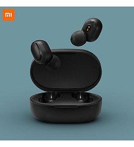 Xiaomi Airdots Redmi Fone Bluetooth Sem Fio, Botões Físicos, Controle por Voz