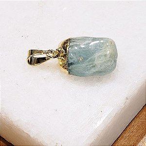 Pingente Pedra Água Marinha 12