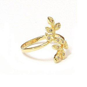 Anel Olympe Dourado
