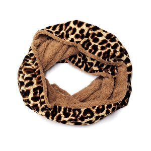Cachecol Gola Animal Print