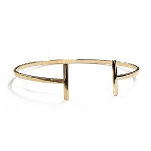 Bracelete Los Angeles Dourado