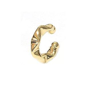 Piercing de Orelha Juliette Dourado