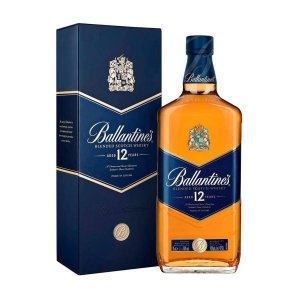 Whisky Ballantines 12 Anos 750 ml