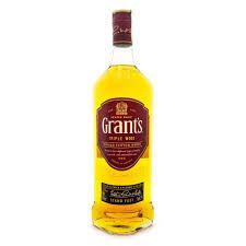 Whisky Grant's Triple Wood 1l