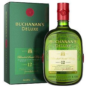 WHISKY BUCHANANS 12 ANOS 1LT