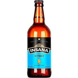 Cerveja Insana Wittbier 500 ml