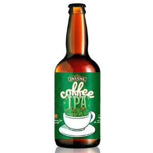 Cerveja Insana Coffe Ipa 500ml