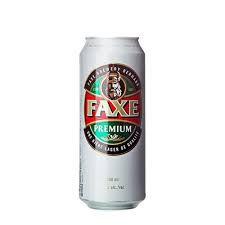 Cerveja Faxe Premium 500 ml