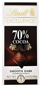 Chocolate Frances Lind Excellence 70% Cocoa (Dark) - 100 gr