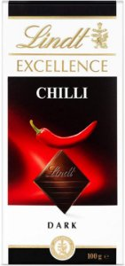 Chocolate Frances Lind Excellence Intense Chilli (Dark) - 100 gr