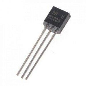 Transistor NPN 2N2222 - TO-92