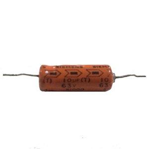 Capacitor Eletrolítico 10uf 63v