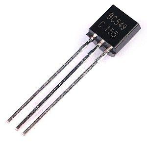 Transistor PNP BC549 TO-92