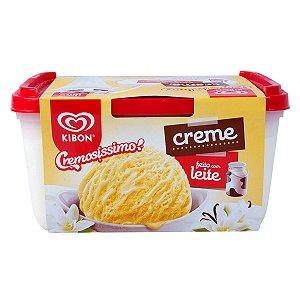 Sorvete Kibon Creme Pote 1,5L