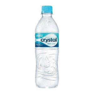 AGUA CRYSTAL S/GAS 500ML