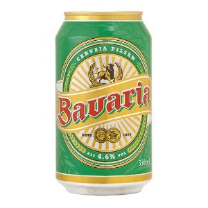 BAVARIA LATA 350 ML