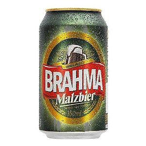 Brahma Malzebier lata 350ML
