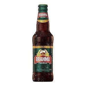 Brahma Malzebier Ln 343ml
