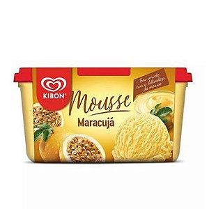 KIBON SORVETE MOUSSE MARACUJA 1.3L