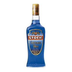LICOR STOCK 720ML CURACAO BLUE